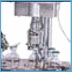 Automatic Aluminium Cap Sealing Machinery for Vials