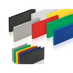 WPC & PVC Colored Boards