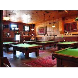 Hotel Club Interior