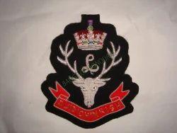 Seaforth Highlanders Badge