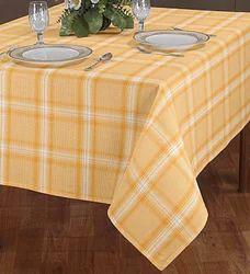 Yarn Dyed Tablecloths