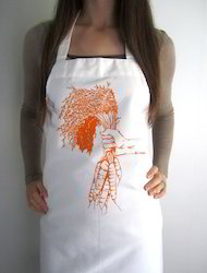 Hotel Kitchen Printed Apron