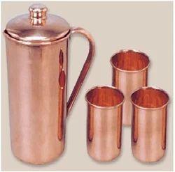 Copper Jugs