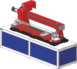 Compact Fiber Laser Rotary Cutting Machine