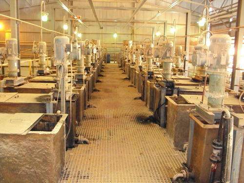Solvent Extraction Of Metal Like Copper, Cobalt, Nickel, Zin