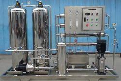 1000 LPH SS Plant