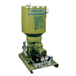 Motorized Grease Pumping Station
