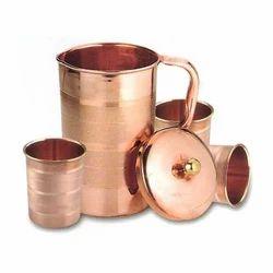 Copper Lemon Set