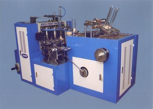 Single PE Coated Paper Cup Machines