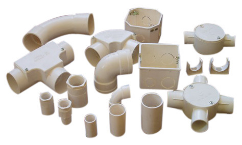 Pvc Electric Pipe Fittings Pvc Electrical Fitting