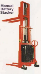 Manual Battery Stacker