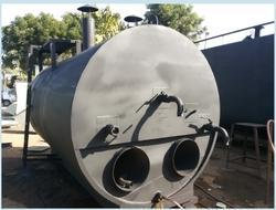 Truck Mounted Boiler