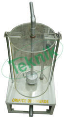 Flow Through An Orifice Apparatus