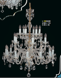 Tomia Crystal Chandelier