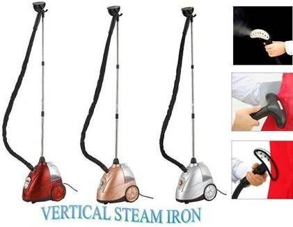 Vertical Garment Steam Iron