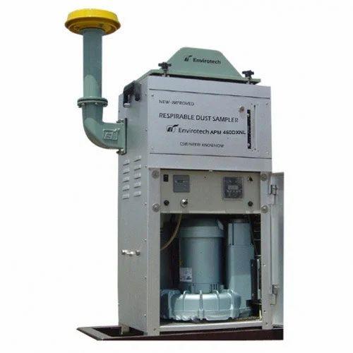 Micro Fine Dust Sampler For PM10