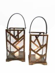 Model Candle Lantern