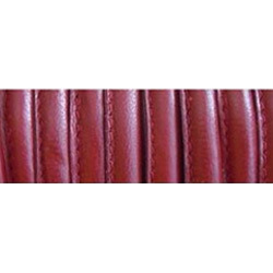 Stitched Lambskin Leather Cord