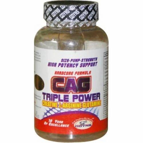 CAG Protein Powder