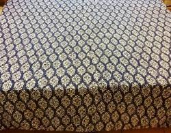 Cotton Printed Kantha Bed Cover