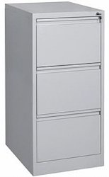Three Drawer Filing Cabinet
