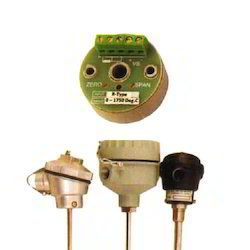flameproof temperature transmitters fitted in flameproof