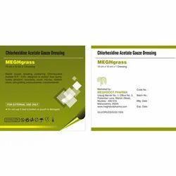 Chlorhexidine Gauze Dressing B.P.