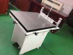 Screen Printing Table with Vaccum