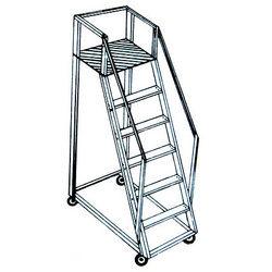 Aluminum Trolley Ladders