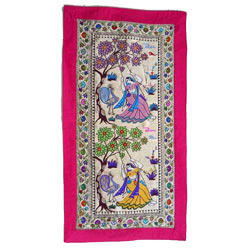 Goddess Radha Tapestry