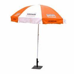 Printed Garden Umbrellas