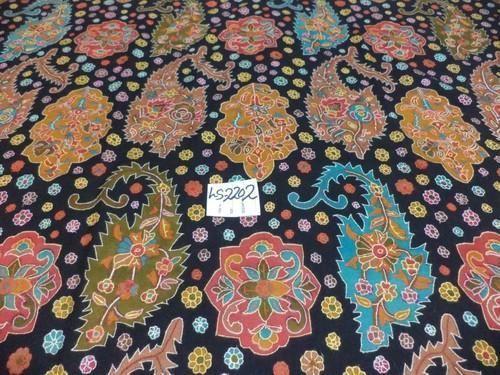 Pure Pashmina Kanni Print with Needle Work Outing Shawls