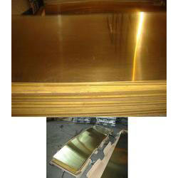 Brass Sheets and Plates