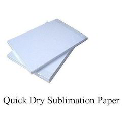 Quick Dry Sublimation Paper