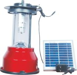 Solar Lamp With Panel