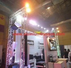 Aluminum Alloy Trade Show Exhibits Truss