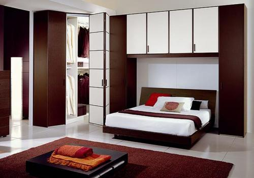 Wooden Furniture Wardrobe Modular House Furniture Wardrobes Manufacturer From Nagpur