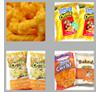 Baked Crunchy Corn Twist Curl snacks production line