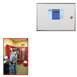 Fire Alarm Control Panel for Building