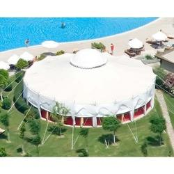 Round Tent 40ft X 40ft