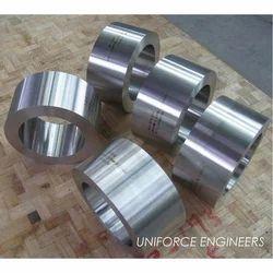 Titanium Forged Rings