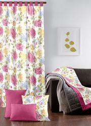Rose Printed Curtain