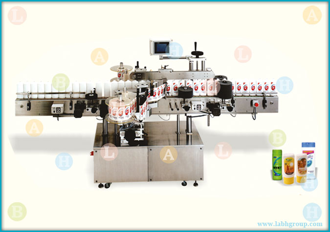 Automatic Two Side Sticker Labelling Equipment