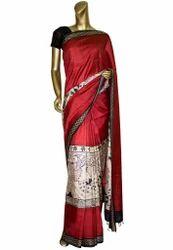 Banarasi Matka Silk Sarees