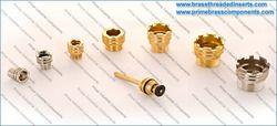 PPR Fittings Brass Inserts