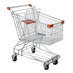Asian Type Shopping Trolley
