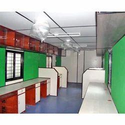 Modular Porta Cabins