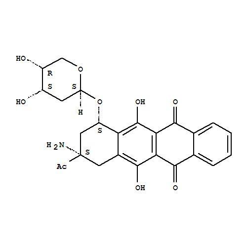 Amrubicin