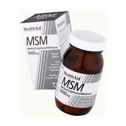 MSM 1000 Mg 90 Tablets (Methylsulfonylmethane)