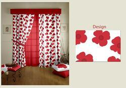 Printed Loop Curtain